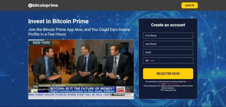 bitcoin prime how to step 1